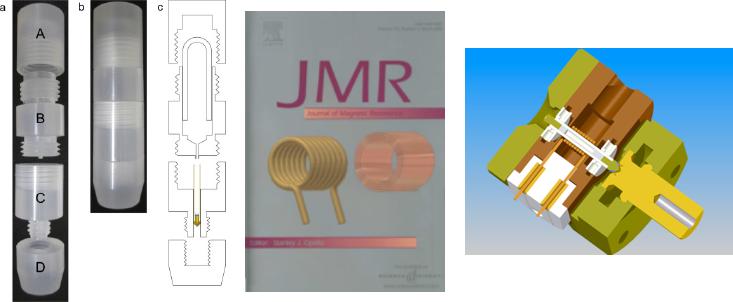 Technology Development 1 - NMR probes